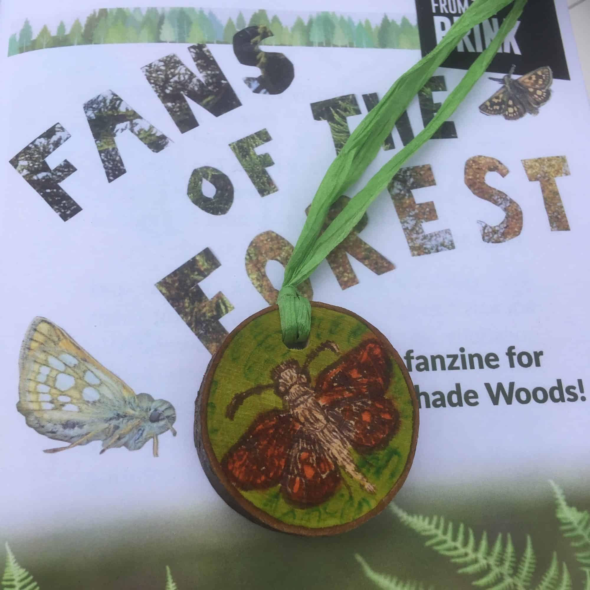 Fans of the Forest